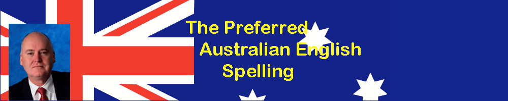 Australian Dictionary - FREE Word Check  The preferred